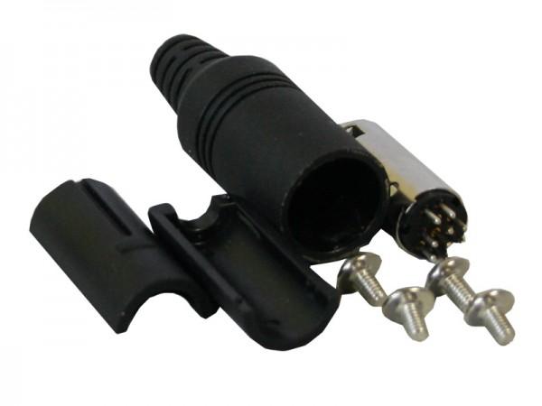 Stecker Mini-9 mit Griffkörper komplett