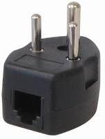 Modem Adapter, RJ11 6p4c an Arabien-Stecker, Good Connections®