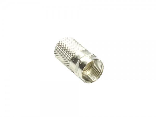 F-Stecker, für Koaxkabel mit Aussenmantel 8,2mm, Good Connections®