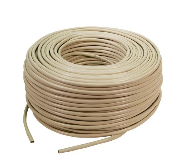 LogiLink® Patchkabel, Cat. 5e, U/UTP, 100m Rolle [CPV0014]