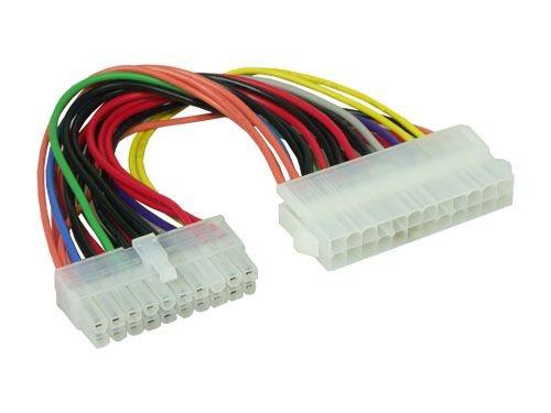 Stromadapterkabel von 24pol Buchse an 20pol Stecker, Good Connections®