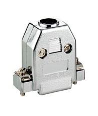 Kunststoff-Gehäuse, metallisiert, für 9-Pol+15-HDD, Good Connections®