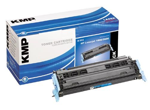 KMP Tonerkartusche kompatibel mit kompatibel mit HP Q6000A
