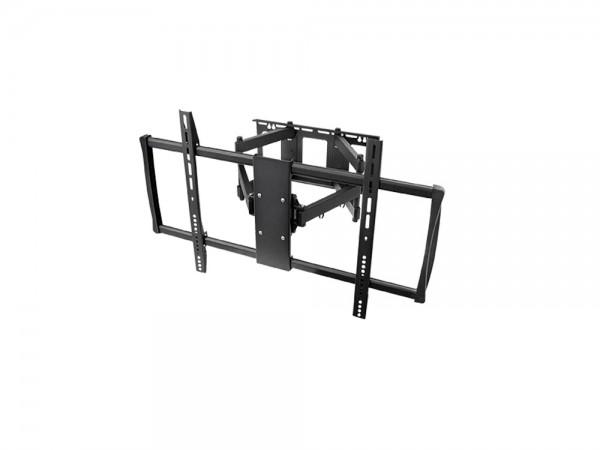 """Bildschirm- und TV-Wandhalter, 60""""-100, 152-254 cm Bildschirmdiagonale, Belastung bis 80 kg, vollbeweglich, My Wall®"""