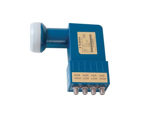 Universal Quattro-LNB, 0,3 dB