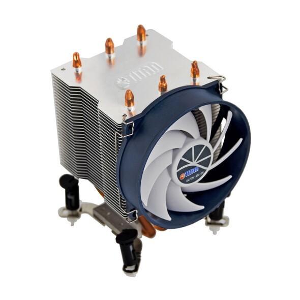 Titan® Superior Universalkühler, 105x92x135 mm, 4-pin Anschluss mit PWM [TTC-NK35TZ/RPW(KU)]