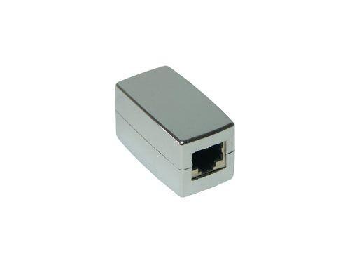 Patchkabelkupplung Cat. 5e, RJ45, Crossover, vollgeschirmt, Good Connections®