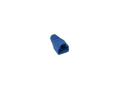 Knickschutztülle für Western Stecker , Farbe blau, Good Connections®