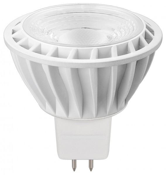 LED Reflektor 4,2W Sockel GU5.3, ersetzt 25W, MR16-Strahler, 230lm, 12V, warm-weiß
