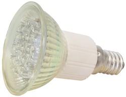 Power-LED, 1W, 230V, 50 lm, 3000K, (warmweiß), nicht dimmbar, A++, 15° Abstrahlwinkel