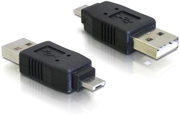 Adapter USB micro-A Stecker zu USB 2.0 A-Stecker, Good Connections®