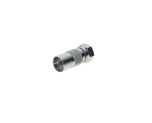 IEC-Buchse/F-Stecker, ZZF, Good Connections®