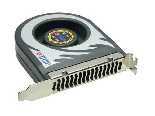 Titan® PC-Cooler, TTC-003, Slot-Montage, Kurzversion
