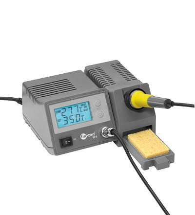 Lötstation Digital AEP5 mit Soll- und Ist- Temperaturanzeige