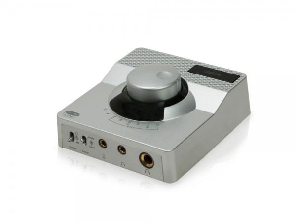 Hi-Fi USB DAC Verstärker, LogiLink® [UA0211]