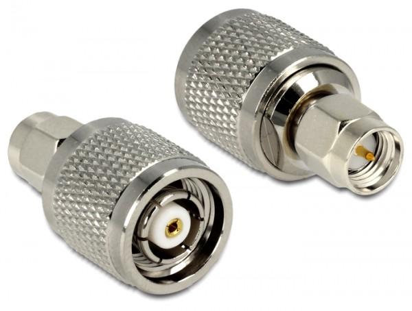 Adapter RP-TNC Stecker an SMA Stecker, Delock® [88853]