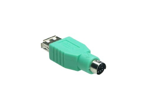 Adapter USB-A-Buchse an PS/2-Stecker, Good Connections®