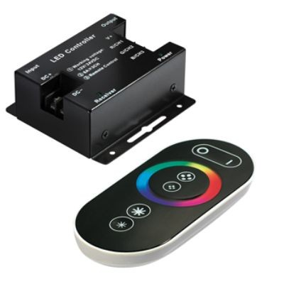 RGB-Controller mit Funk Fernbedienung