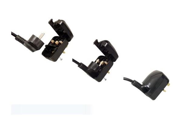 Stromadapter, Schutzkontakt auf UK Stecker, Good Connections®