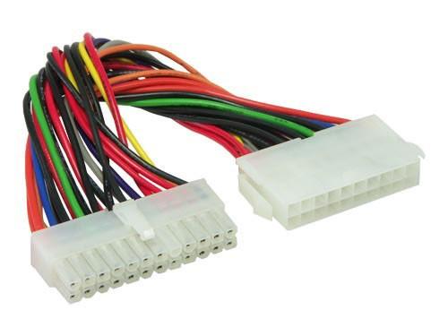 Stromadapterkabel von 20pol Buchse an 24pol Stecker, Good Connections®