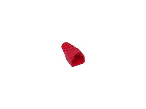 Knickschutztülle für Western Stecker , Farbe rot, Good Connections®