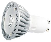 Power-LED, 3W, 230V, 160 lm, 3800K, (warmweiß), nicht dimmbar, A, 60° Abstrahlwinkel