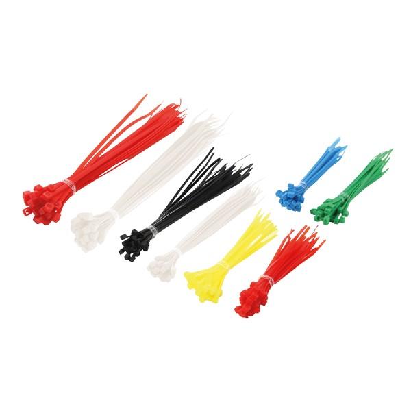 Kabelbinder Set, 200 Stück, LogiLink® [KAB0018]