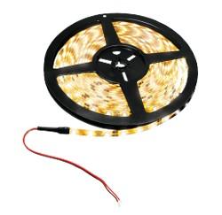 LED-Leiste, 15W, 12V, 1200 lm, 3000 K, (warmweiß), dimmbar, A, 120° Abstrahlwinkel, hochflexibel, selbstklebende Rückseite