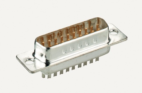 25-Pol SubD Stecker, Lötversion, Good Connections®