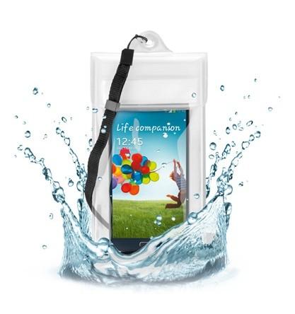 Tasche (Beachbag) für Apple iPhone 4, iPhone 5, Samsung Galaxy S3, wasserdicht