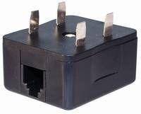 Modem Adapter, RJ11 6p4c an Tschechien-Stecker, Good Connections®