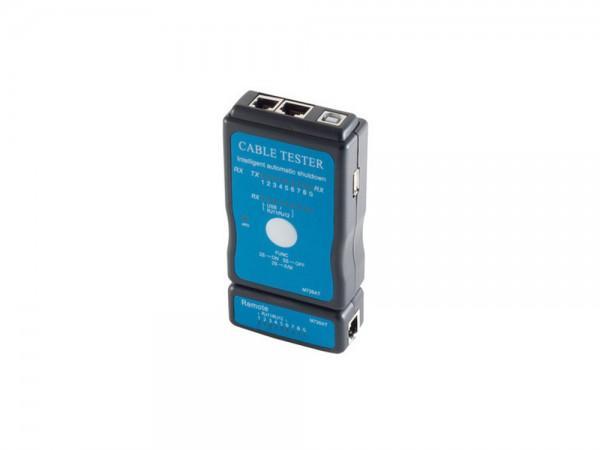 Multifunktions-Kabel-Tester für RJ11/RJ12/RJ45 und USB