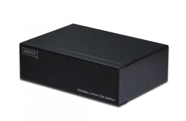 Video Splitter, 2-fach, 500 MHz