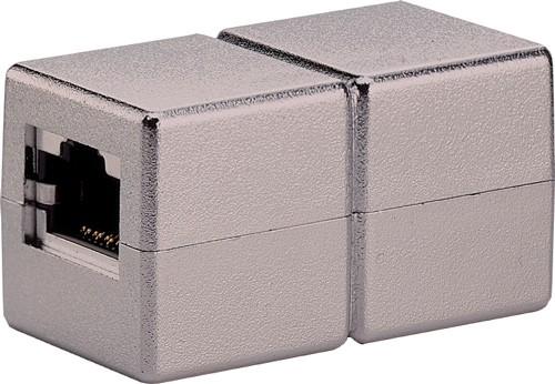 Patchkabelkupplung Cat. 5e, RJ45, vollgeschirmt, Good Connections®