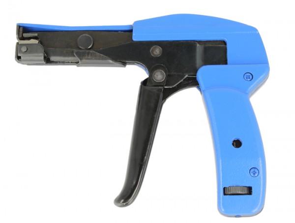 Kabelbinderzange blau / schwarz, Delock® [86177]