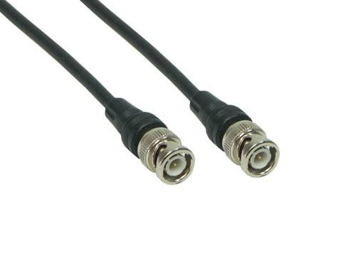 BNC RG58 Netzwerkkabel, 50 Ohm, Länge: 3m, Good Connections®