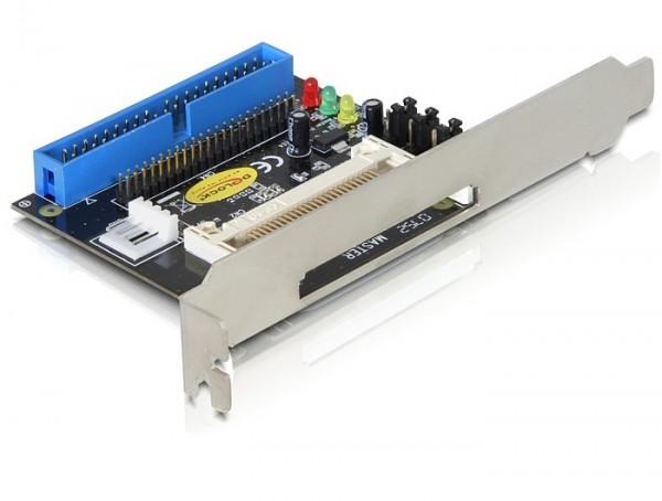 Card Reader IDE Compact Flash - Slotblech, Delock® [91624]