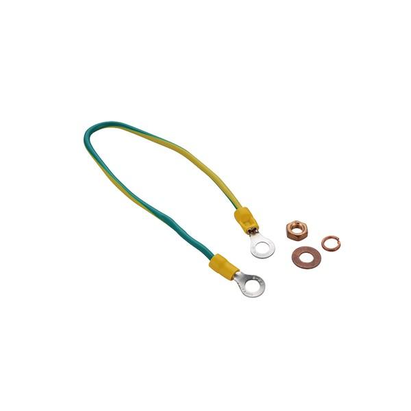 Erdungsatz inkl.Befestigungsmaterial, 4 Stück, LogiLink® [PWR110]