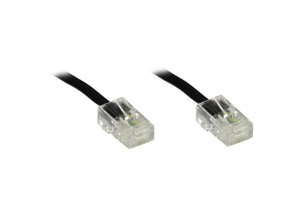 ISDN-Verbindungungskabel, 10m, Good Connections®