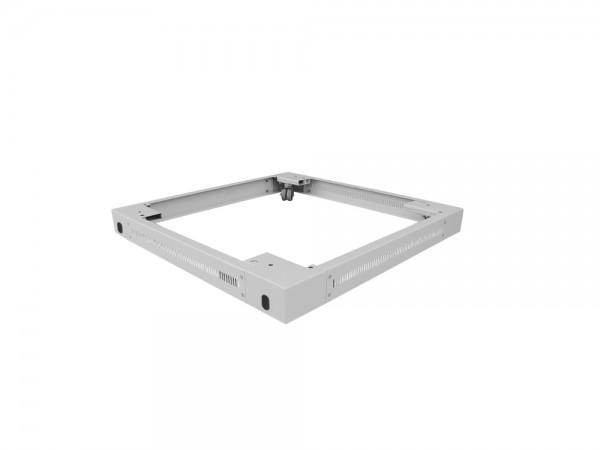 Sockel 600X600X90mm Standschrank, schwarz, LogiLink® [PLI66B]