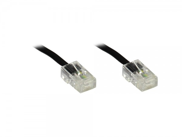 ISDN-Verbindungskabel, 6m, Good Connections®