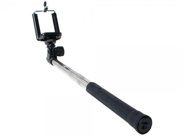 Bluetooth Selfie Monopod, 23,5 bis 110 cm, LogiLink® [BT0031]