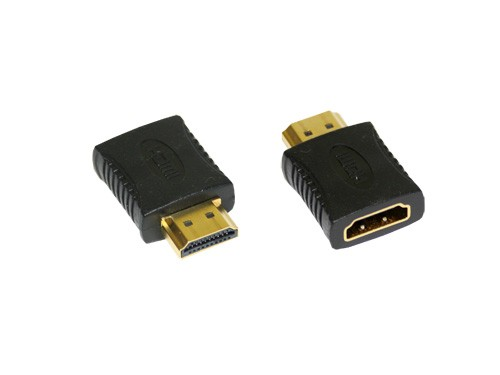 Adapter HDMI 19pol Stecker/Buchse, Good Connections®