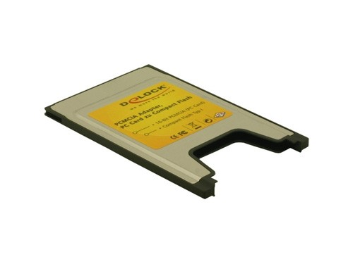 Card Reader PCMCIA PC-Card Compact Flash Typ I, Delock® [91051]