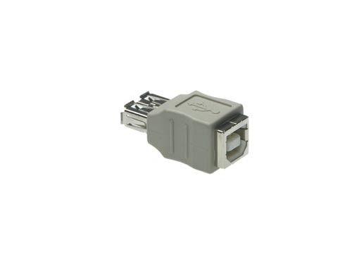 USB Gender Changer A Buchse an B Buchse, Good Connections®