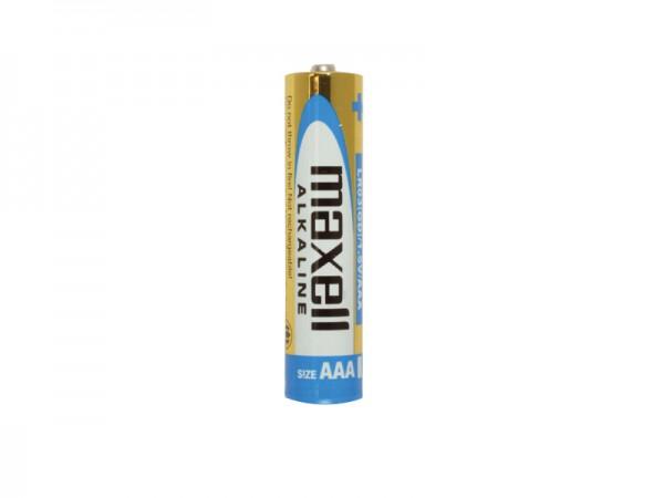 Maxell® LR 03 Micro Alkali Mangan Batterien