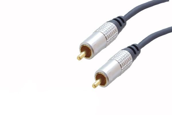 Premium Video Cinch Kabel, Länge: 3m, Good Connections®