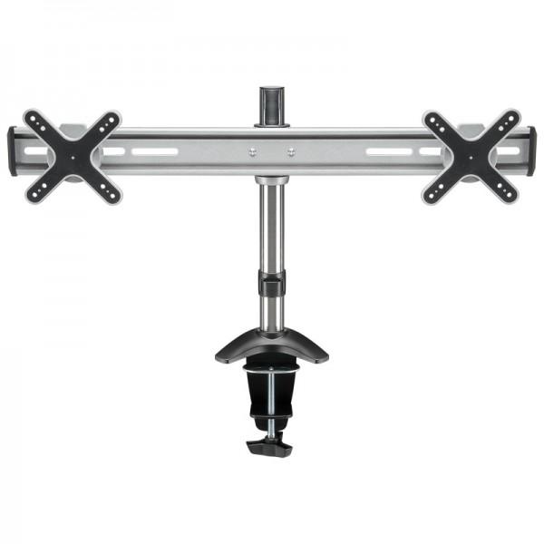 """ScreenFlex Twin Tischhalter für 2 Monitore bis 58 cm (23"""")"""