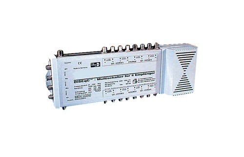 SAT Multischalter PMSE 9/4 HQ NT 4x
