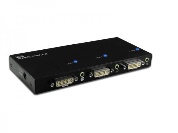 DVI Video Splitter 2-fach
